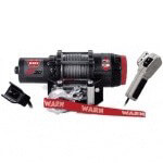 24-Volt Warn Winch (3,000 lbs)
