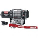 12-Volt Warn Winch (2,000 lbs)
