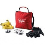 Warn Winch Light - Duty Accessory Kit (Universal Fit)