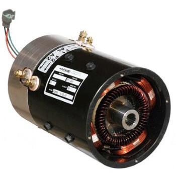Yamaha 48 volt advanced electric motor models g19 g22 for 48 volt dc motor