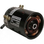 48-Volt Tomberlin Emerge Stock Replacement Motor (Universal Fit)