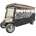 Storage Covers Amp Driving Enclosures For Golf Carts