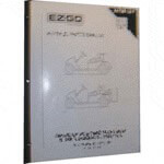 E-Z-GO RXV Electric Service Manual (Fits 2009-Up)