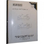 E-Z-GO TXT Electric 48-Volt Parts Manual (Fits 1994-Up)