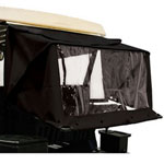 Club Car Precedent Black Chameleon Rain Guard (Fits 2004-Up)