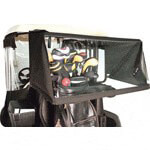 Club Car Precedent Cocoa Chameleon Rain Guard (Fits 2004-Up)