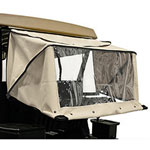 Club Car Precedent Linen Chameleon Rain Guard (Fits 2004-Up)
