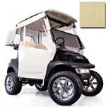 E-Z-GO RXV Sand 3-sided Track Style Enclosure (Fits 2008-Up)