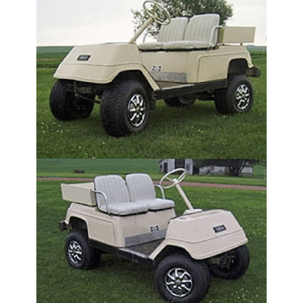 818587 Fuse Panel Diagram besides Yamaha G2 Golf Cart Roof also Ckd monster lift carts in addition Product in addition Tops. on yamaha g1 golf cart lift kit