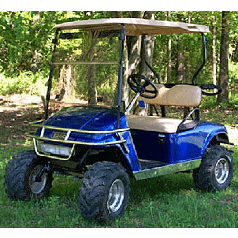 yamaha golf cart repair manual
