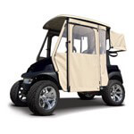 Yamaha G29/ Drive Linen Sunbrella Door Max Enclosure (Fits 2007-Up)