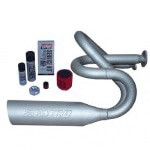 Jake's E-Z-GO Tuned Exhaust Kit (Fits 1994-2003)