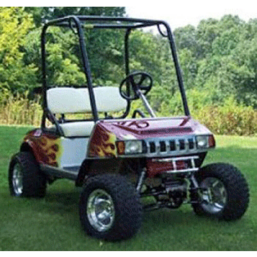 Jake S Club Car Ds Carryall Long Travel Kit W Mech