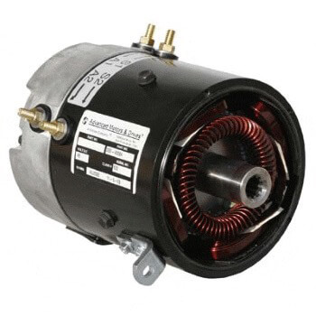 Club Car Ds 36 48 Volt Advanced Dc Motor Replacement