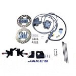 Jake's E-Z-GO Medalist /  TXT Hydraulic Brake Kit (Fits 1994-2001.5)