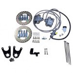 Jake's Yamaha Disc Brake Kit W/  Spindle Lift (Models G29/ DRIVE)
