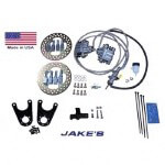 Jake's Yamaha Disc Brake Kit W/  Spindle Lift (Models G22)