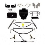 Jake's Long Travel Kit - Club Car DS 1984-1996.5 Gas