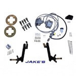 Jake's Disc Brake Kit - Club Car DS 04.5-08.5 with 6