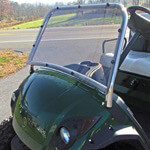 Jake's Yamaha Sport Windshield (Models G29/ DRIVE)