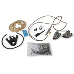 Jake's E-Z-GO RXV Gas Disc Brake Kit W/  Spindle Lift (Fits 2008-Up)
