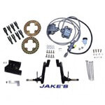 "Jake's Club Car Precedent 6"" Lifted Disc Brake Kit (Fits 2008.5-Up)"
