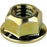 Yamaha Muffler Bracket Locking Nut (Models G22-G29/ Drive)