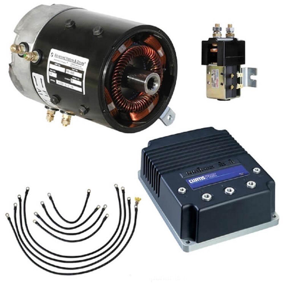 speed torque motor controller conversion system club. Black Bedroom Furniture Sets. Home Design Ideas