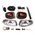 E-Z-GO RXV Electric Premium Light Kit (Fits 2008-2015)
