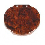 E-Z-GO TXT /  RXV Woodgrain Steering Wheel Cover (Fits 2000-Up)