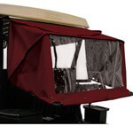 Sunbrella Club Protector Burgundy (Select Model)