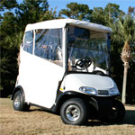 Driving Enclosures And Storage Covers For Club Car Golf
