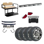 Club Car Precedent One Box One Car All-In-One Non-Lifted Kit (Fits 2004-Up)