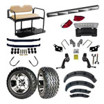 Club Car Precedent One Box One Car All-In-One Lifted Kit (Fits 2004-Up)