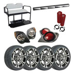Yamaha G29/ Drive One Box One Car All-In-One Non-Lifted Kit (Fits 2007-2016)
