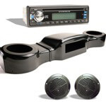 Carbon Fiber Complete Overhead Radio Kits (Select Model)