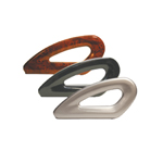Woodgrain Seat Rail Cover Set (Select Model)