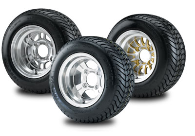 Build Your Own 10 inch Tire and Wheel Combo on