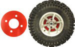 "8"" Wheel Hub Cover (Select Color)"