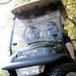 Club Car Precedent Impact-Resistant Windshield (Fits 2004-Up)